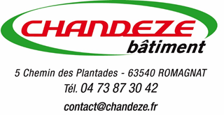 Chandeze Batiment